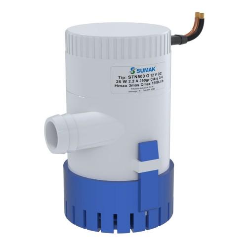 Sumak STN1100 G Manuel Sintine Dalgıç Pompası