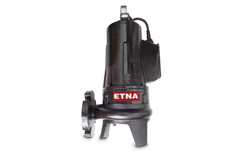 Etna ETN 1000 DP Parçalayıcı Bıçaklı - Öğütücülü Drenaj Pompası