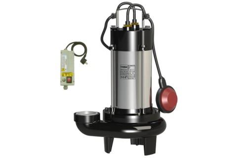 Sumak SBRM18/2-P Parçalayıcı Bıçaklı Foseptik Dalgıç Pompa