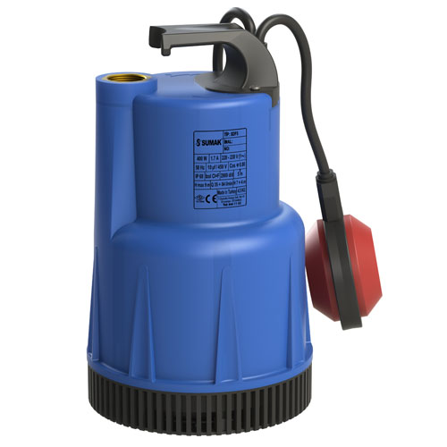 Sumak SDF5 Drenaj Dalgıç Pompası