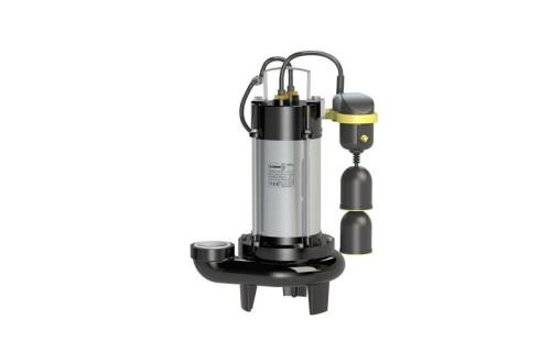 Sumak SBRM18/2P-A Asansör Flatörlü Mono. Parçalayıcı Bıçaklı Foseptik Dalgıç Pompası