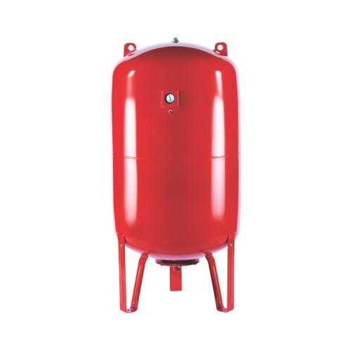 Cruwa Genleşme Tankı - 1000L 10 Bar Dik Manometreli