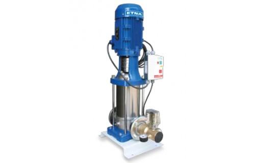 Etna T1 KI 4-8/15 Komple Paslanmaz Tek Pompalı Hidrofor