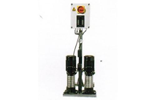 Grundfos Hydro Multi-S/P 2 CMV 5-10 Hidrofor - 10 Kat 25 Daire - İki Pompalı