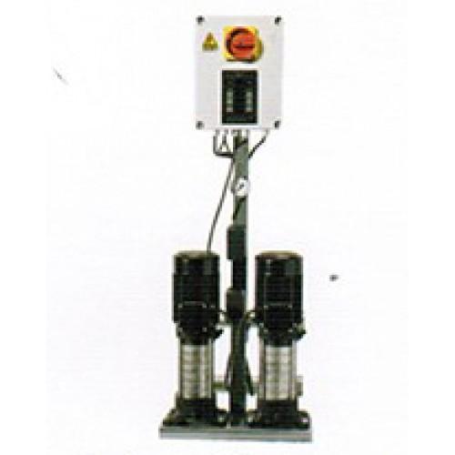 Grundfos Hydro Multi-S/ 2 CR 5-10 Hidrofor - 10 Kat 25 Daire - İki Pompalı