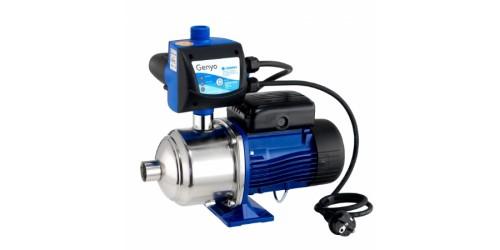 Lowara BGM 9 + Genyo 6 Kat 9 Daire Otomatik Hidrofor Sistemi