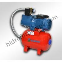 Sumak SMJ150 Yatay Hidrofor 5 Kat 10 Daire(1.5 HP-Tank Hacmi = 50Lt) (Tarafımızdan Toplanmıştır)