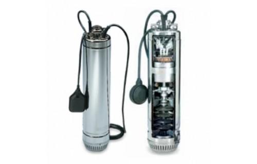 """Lowara SC411T GL 27 5"""" Paslanmaz Çelik Keson Kuyu Dalgıç Pompası"""