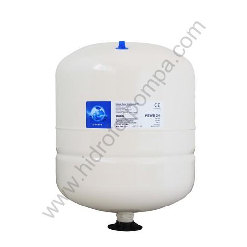 Global PEB-24LX Ayaksız Çelik Patlamayan İçme Suyu Genleşme Tankı