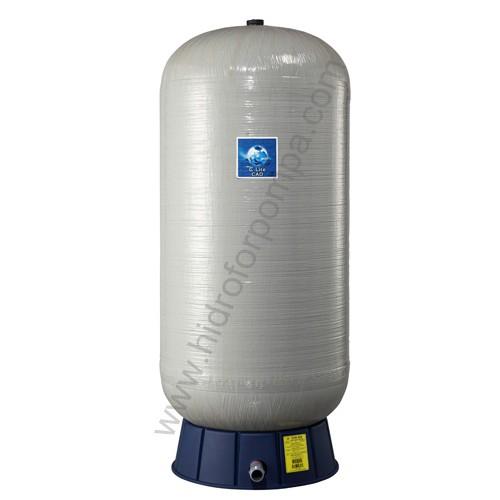 Global C2B-300LV Patlamayan Kompozit İçme Suyu Genleşme Tankı
