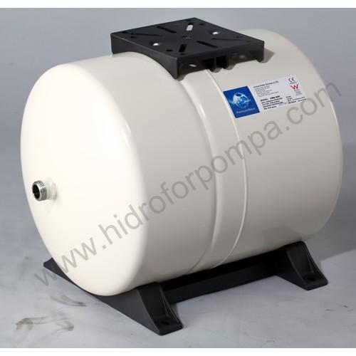 Global PWB-60LH Yatık Çelik Patlamayan İçme Suyu Genleşme Tankı
