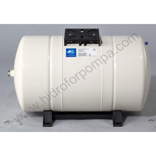 Global PWB-100LH Yatık Çelik Patlamayan İçme Suyu Genleşme Tankı