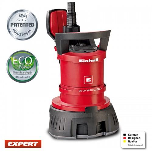 Einhell GE-DP 5220 LL ECO Kirli Su ve Sıfır Emiş Temiz Su