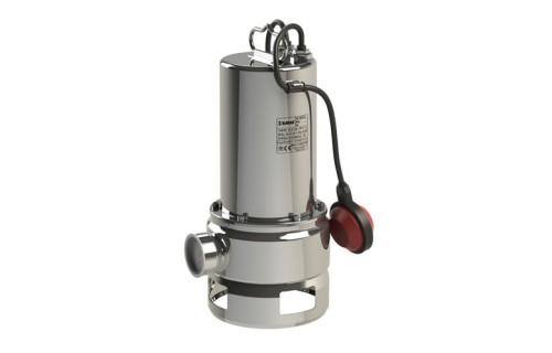 Sumak SDF15/2 Paslanmaz Gövde Kirli Su Dalgıç Pompası