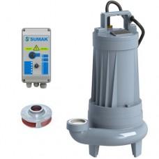 Sumak SDT20/2 Foseptik Dalgıç Pompa