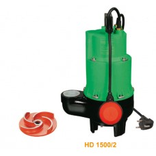 Troy HD 1500/2 Foseptik Dalgıç Pompa