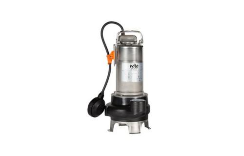 Wilo TP-R 8 Kirli Su ve Foseptik için Monofaze Dalgıç Pompası