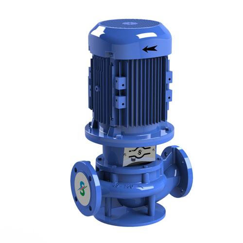Sumak SML160/80 1.1KW 1450d/d Santrifüj Pompa Max. 90 Derece Sıcak Su