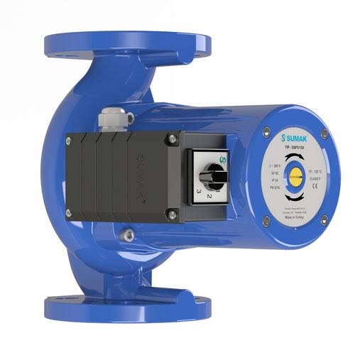 Sumak SSP3-50/10 Solar Sirkülasyon Pompası