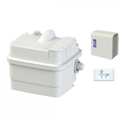 Sanihydro Sanicubic 1 - Max. 4 Klozet, Banyo, Mutfak, ve Çamaşırhane Atık Su Pompası