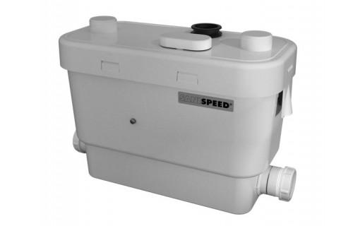 Sanihydro Sanispeed Çamaşır-Bulaşık Makinesi Lavabo + Duşakabin + Evye Pompası (Ücretsiz Kargo)