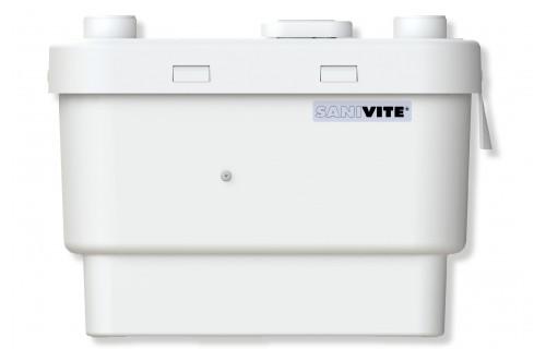 Sanihydro Sanivite Çamaşır-Bulaşık Makinesi Lavabo + Duşakabin + Evye Pompası (Ücretsiz Kargo)