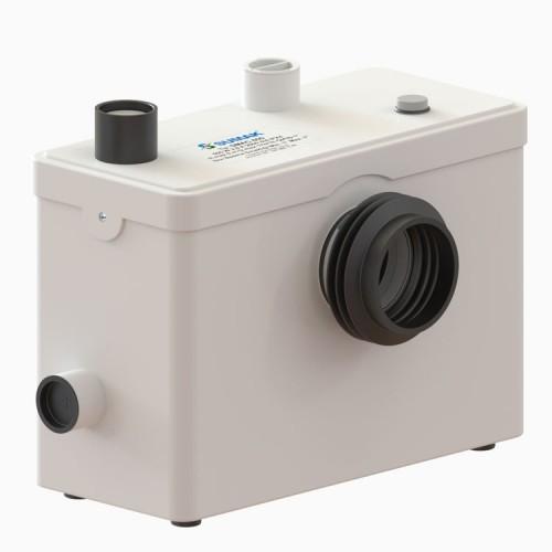 Sumak SMAC 600 Wc Öğütücülü Bıçaklı Tahliye Pompası