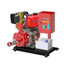 Sumak SMKT 750 DY Dizel Yangın Pompası