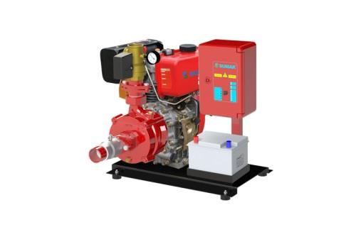 Sumak SMKT 750/2 DY Dizel Yangın Pompası