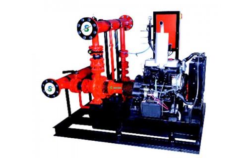 Sumak Dizel Yangın Pompası 2 (Fiyat Sorunuz)