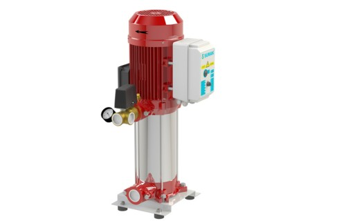 Sumak SHT 12 A 400/7 EY Elektrikli Yangın Hidroforu