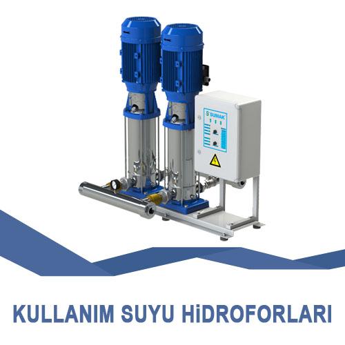 Kullanım Suyu Hidroforları