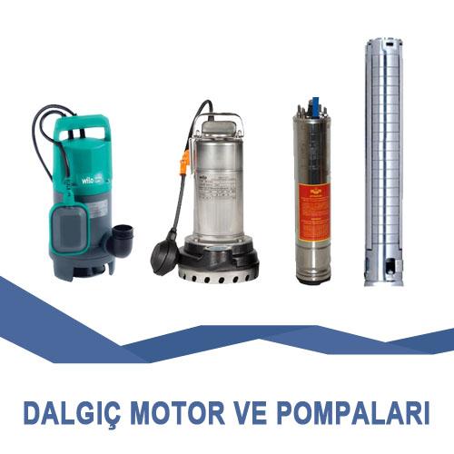 Dalgıç Motor ve Pompaları