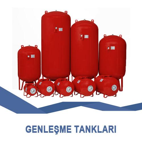 Hidrofor Genleşme Tankları