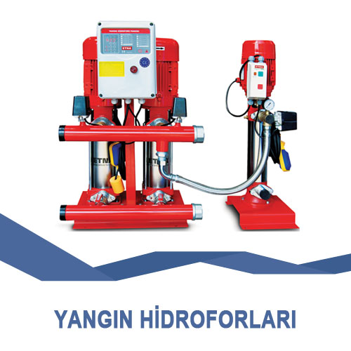 Yangın Hidroforları